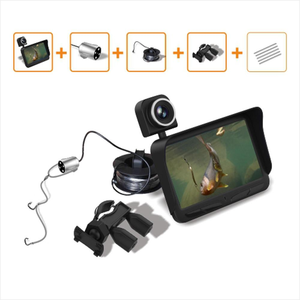 hot sale fishing finder 4.3 hd tft lcd monitor screen night vision, Fish Finder