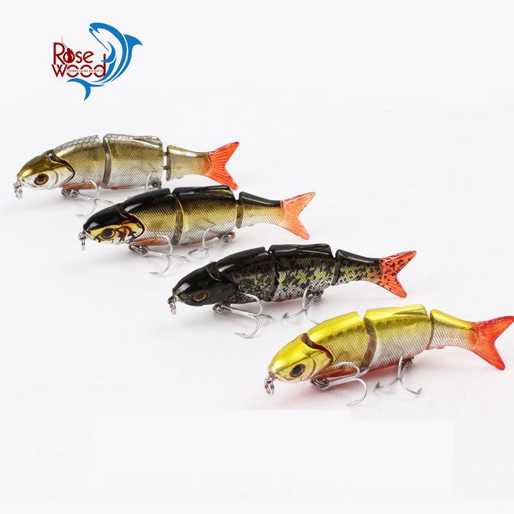 cheap 25g 105mm 3d eyes big swimbait lure fishing bait slow, Fishing Bait
