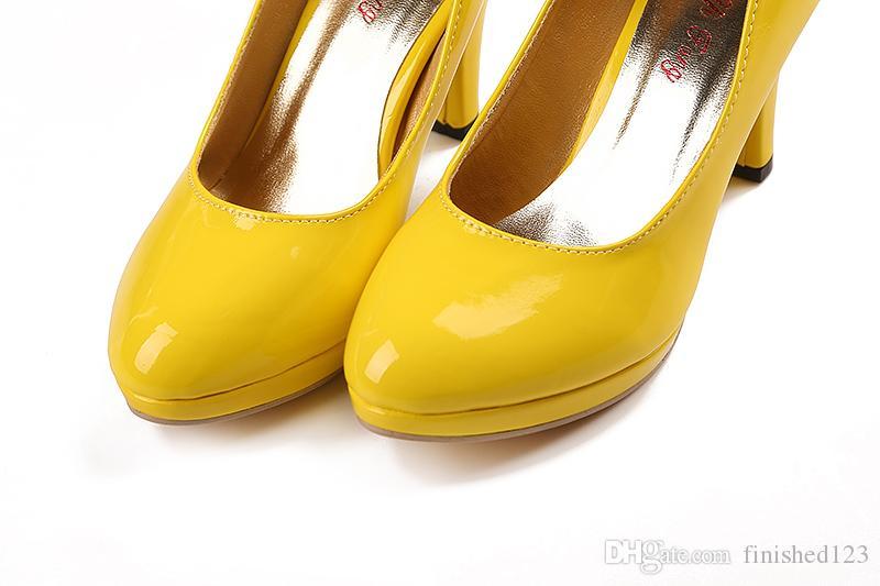 Yellow | Hershoesblog