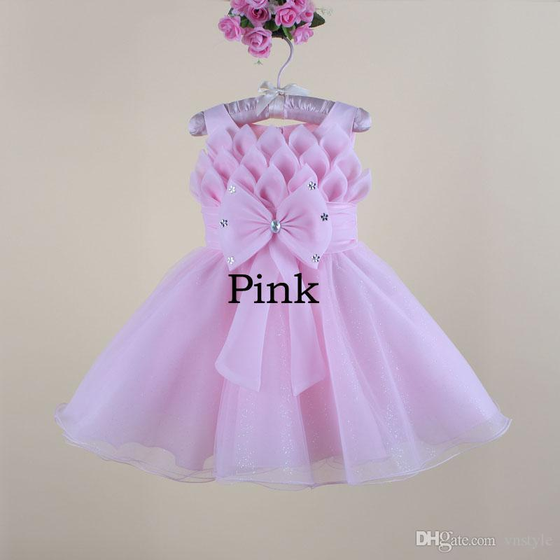 infant wedding flower girl dress. 17 best images about baby ...