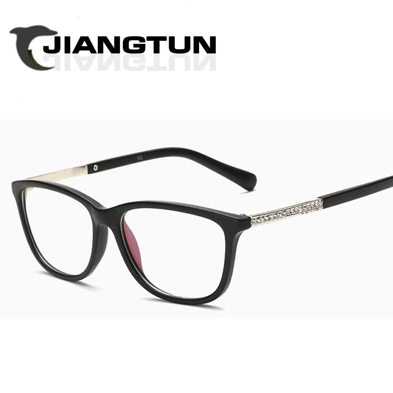 womens glasses frames 8nb5  2016 Vintage Eye Glasses Frames For Women Round Optical Frame Eyeglasses  Frame Womens Branded Retro Prescription