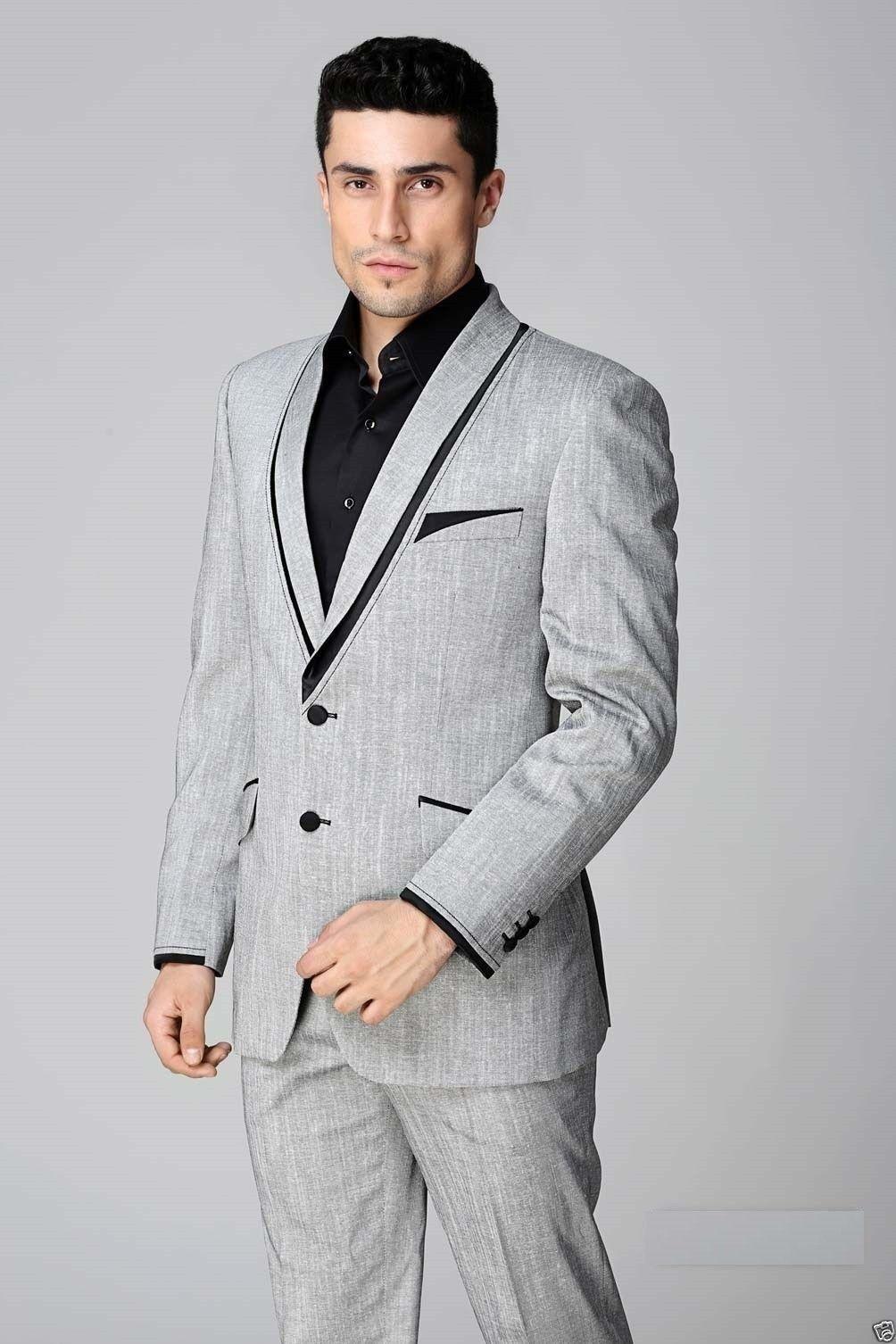 2015 mens wedding suits groom coat tuxedo blazer trouser for Blazer with dress for wedding