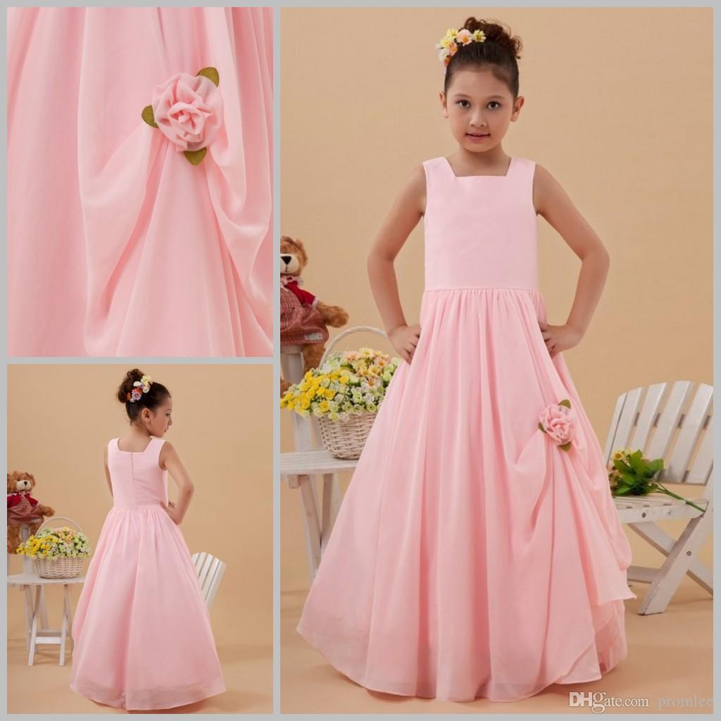 Discount Flower Girl Dresses Portland 37