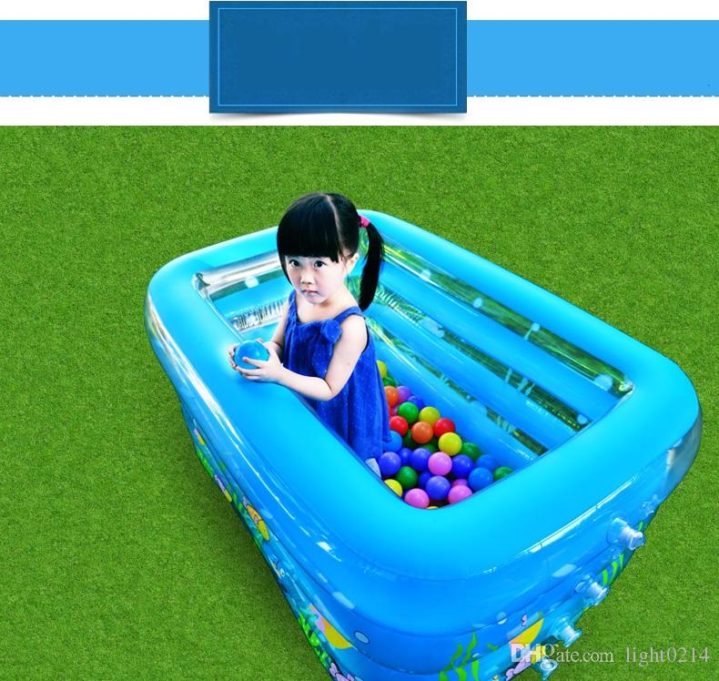 Best inflatable baby pool kids pool baby pool children 39 s for Best children s paddling pool