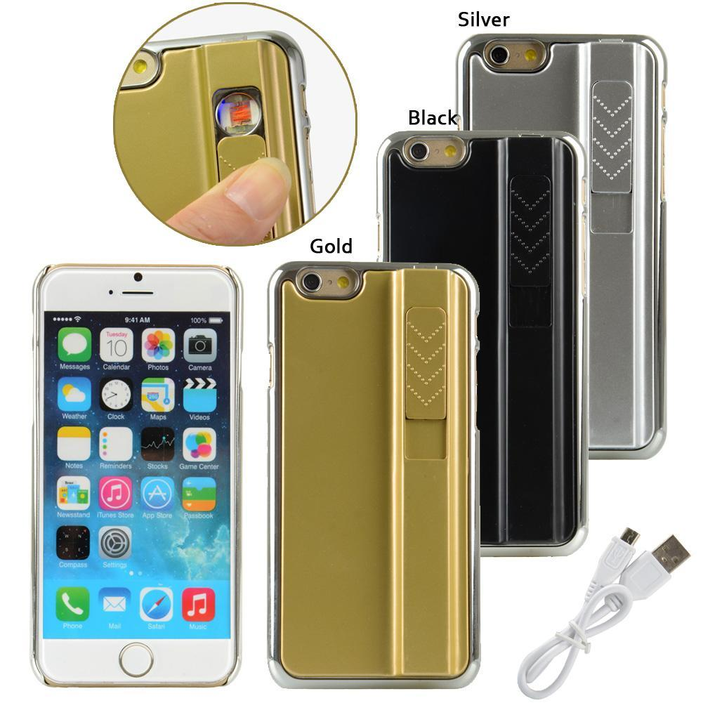 iPhone iphone 5 case that charges your phone : Cool Design iPhone Case With Cigarette Lighter Case Cover for iPhone 6 ...