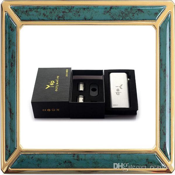 Slim electronic cigarette starter kit