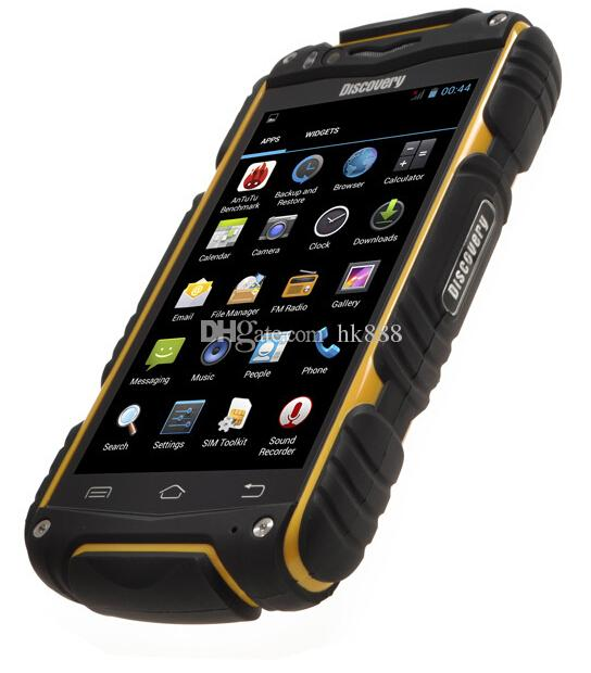 Discovery V8 4 0 Inch Smart Phone Android 4 2 Mtk6572 Dual