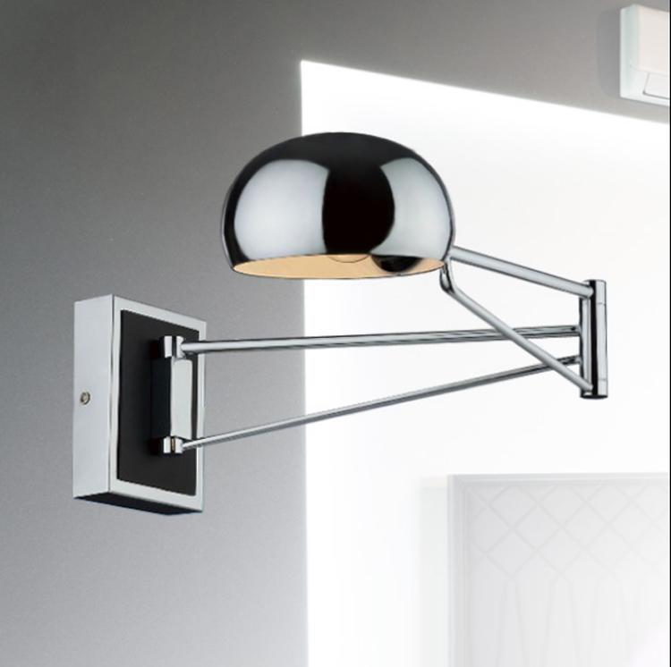 shadeless modern wall mouted wall lights led bedside lamp bathroom mirror lamp indoor lighting wall lamps