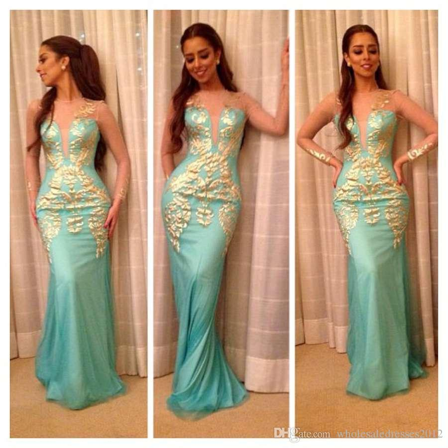 Similiar Mint Lace Dress With Gold Keywords
