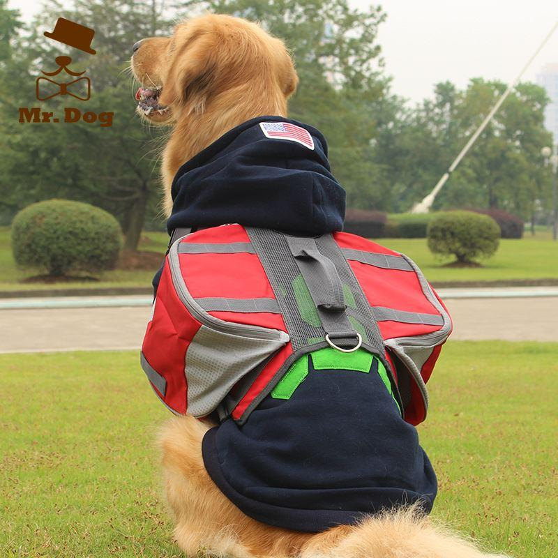 2017 Pet Dog Backpack Bag Big Dog Go From Backpack Camel Bag ...