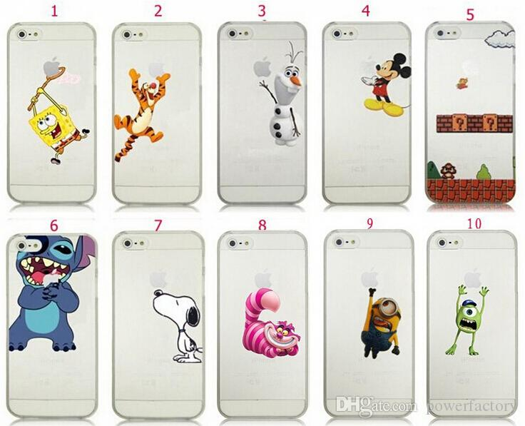 Best For Apple IPhone Iphone 5s Case Cheap Plastic Iphone 4S Case
