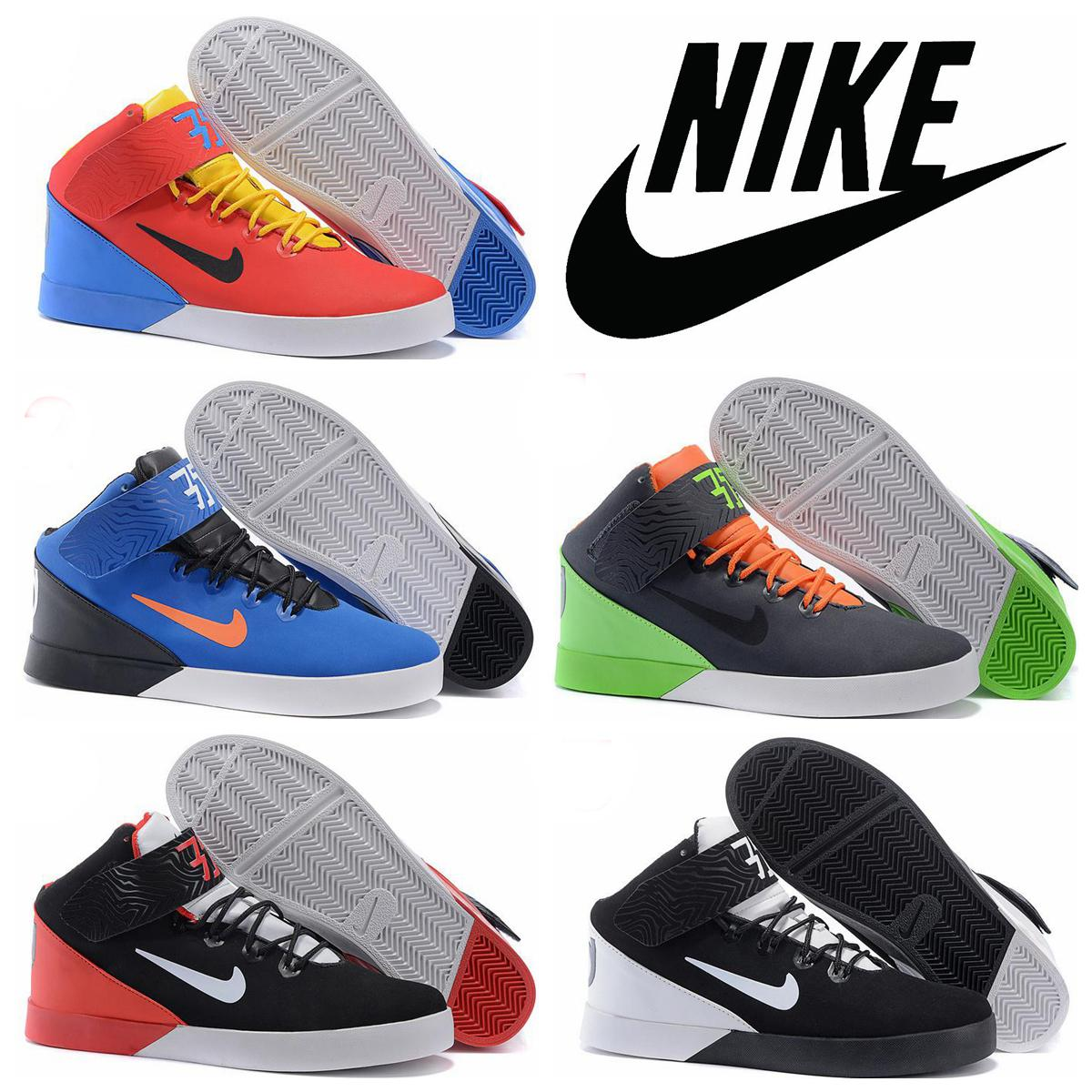 Nike Kd Vulc Casual Shoes Mens Basketball Shoes High Cut Sneakers ...