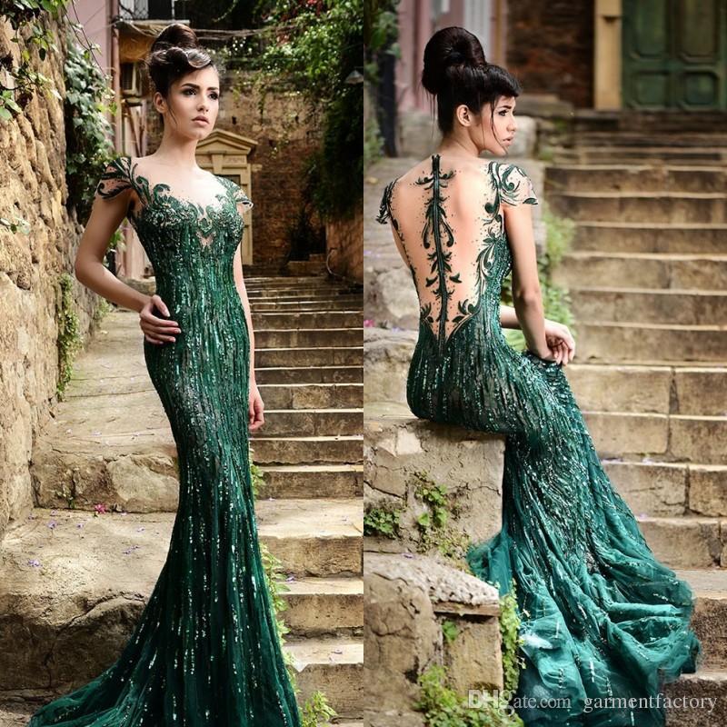 Exelent Forest Green Gowns Photos - Ball Gown Wedding Dresses ...