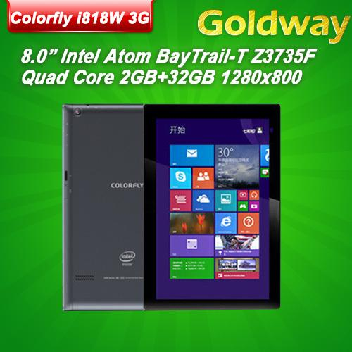Colorfly originale i818W 3G 8.0
