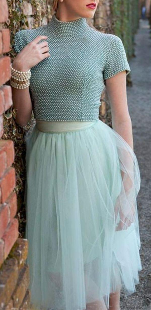 Платье из тюля своими руками фото 35