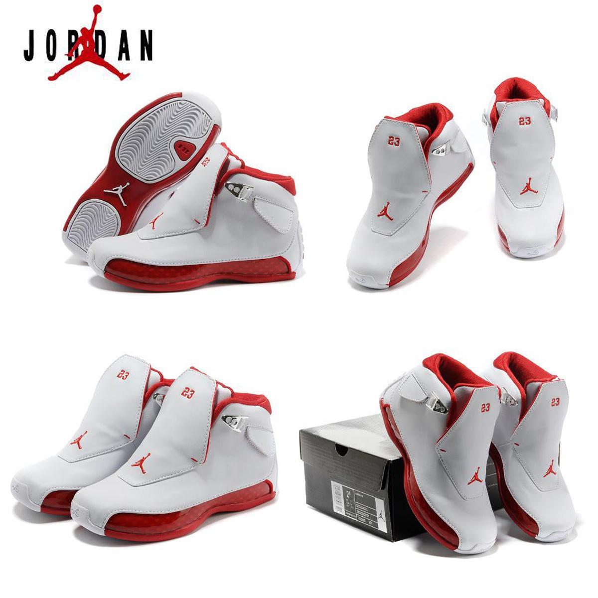Air Jordan XVIII (18) Retro-3