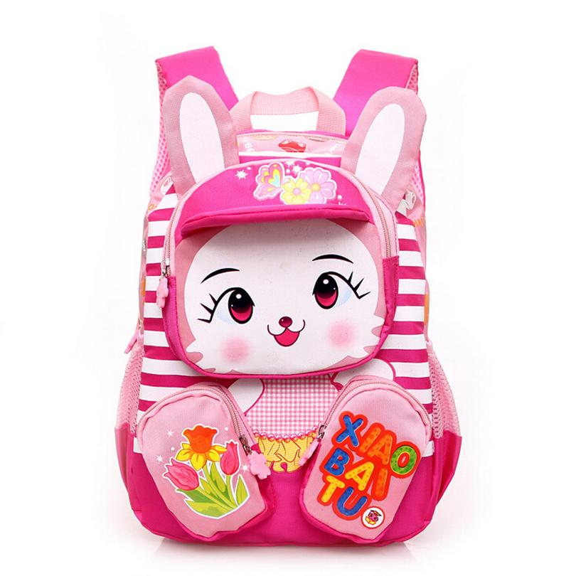 Cute Nylon Kids Baby Toddler Children School Bags Backpacks For ...