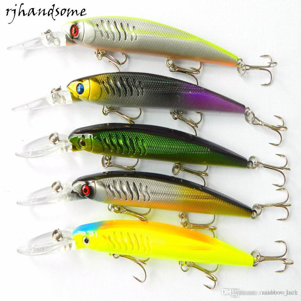 2016 lucky craft fishing lure minnow jerkbait 145mm 12.7g abs, Reel Combo