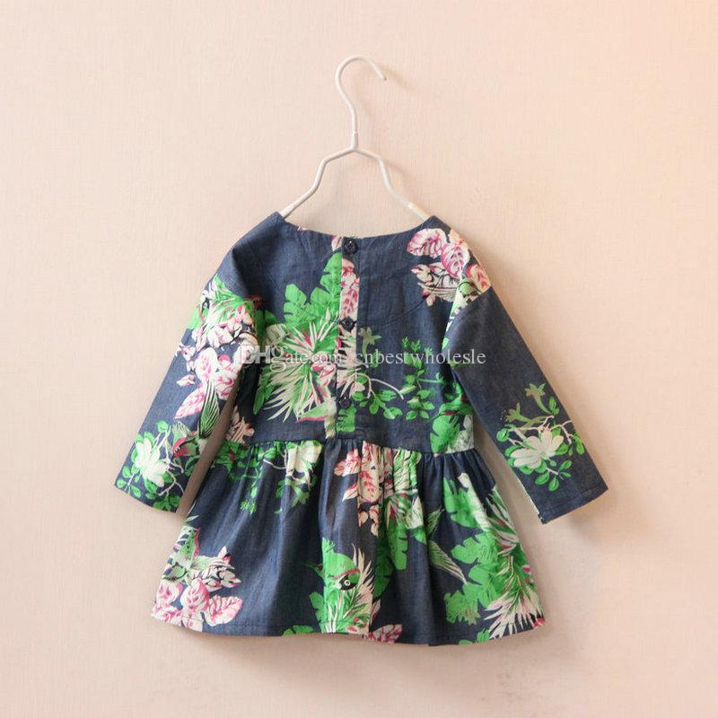 Kids Boho Clothes Wholesale Wholesale Spring BOHO