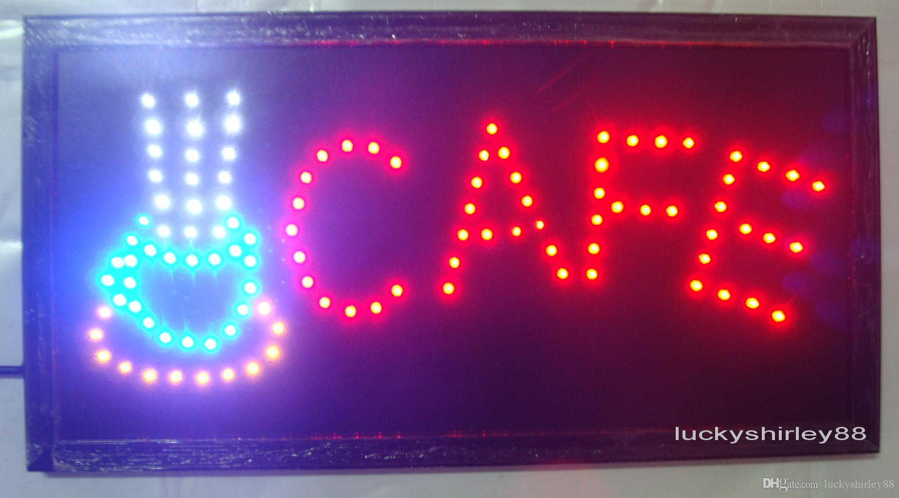 Led Cafe Signs Gallery