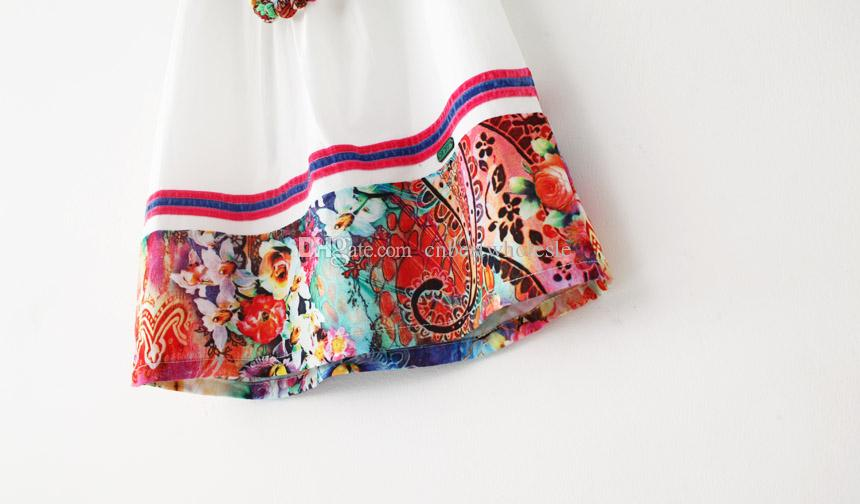 Kids Boho Clothes Wholesale Dresses Kids Girls BOHO