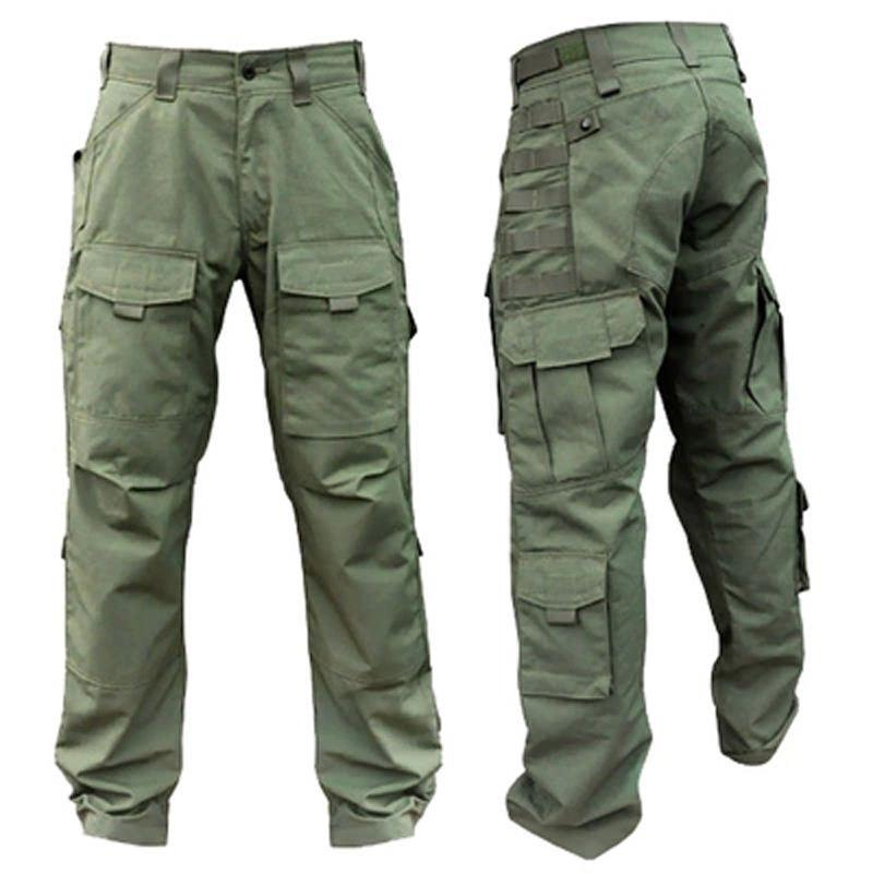 Nylon Cargo Pants Men