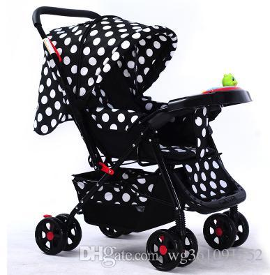 2016 New Cheap Baby Stroller,Kids Prams Children Pushchairs,Boys ...