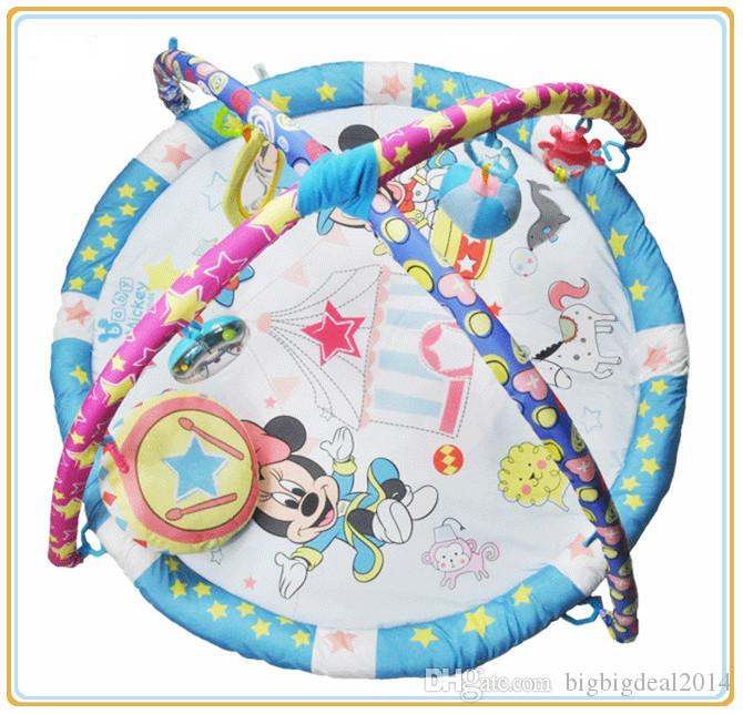 Lovely Amp Green Baby Toy Play Mats 69 5 8 53cm Infant Music