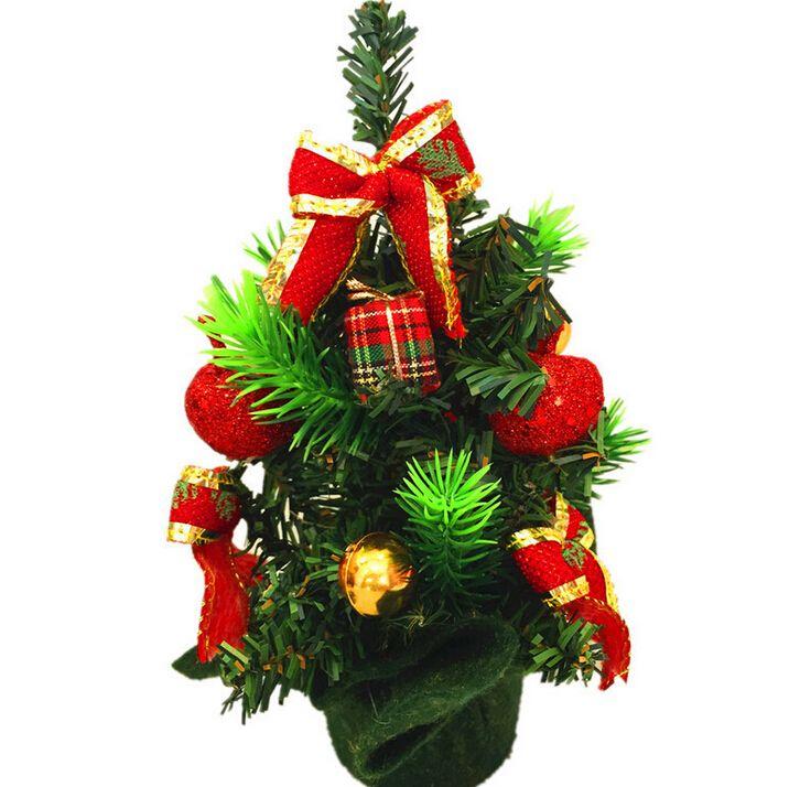 Mini Christmas Tree Christmas Decoration Three Style