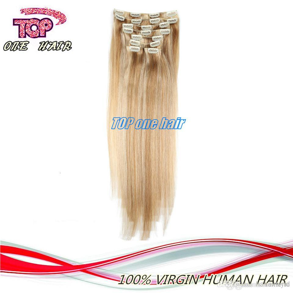 Clip In Hair Extensions Wholesale Uk Remy Indian Hair