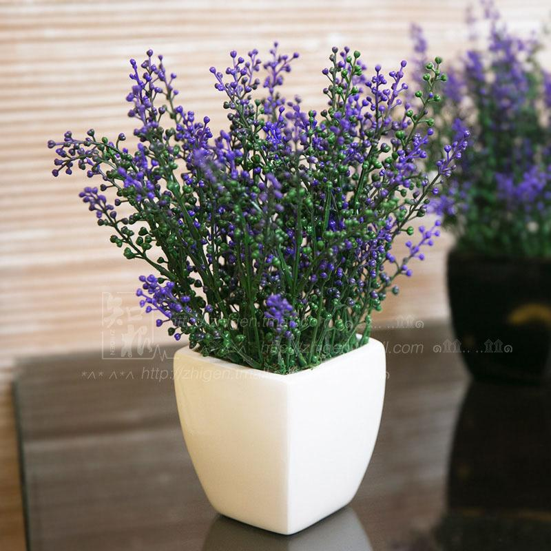 2017 Home Accessories Artificial Flowers Artificial Flowers Plants Modern Minimalist Living Room