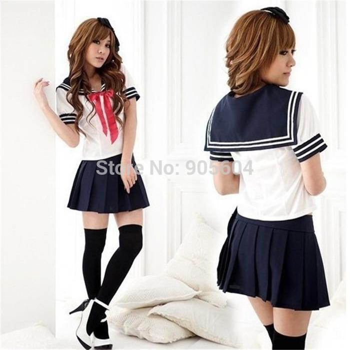 Hot Sale 2015 Halloween Clothes Women Sexy Japan Adult School Girl Cosplay Halloween  Costume Ladies Fancy Dress Uniform Sy1076 Really Cheap Cosplay Sexy