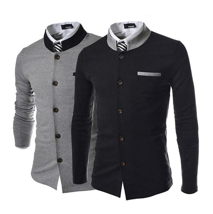 Hot Selling Autumn Blazer Men Casual Suits New Winter Mixed Colors ...