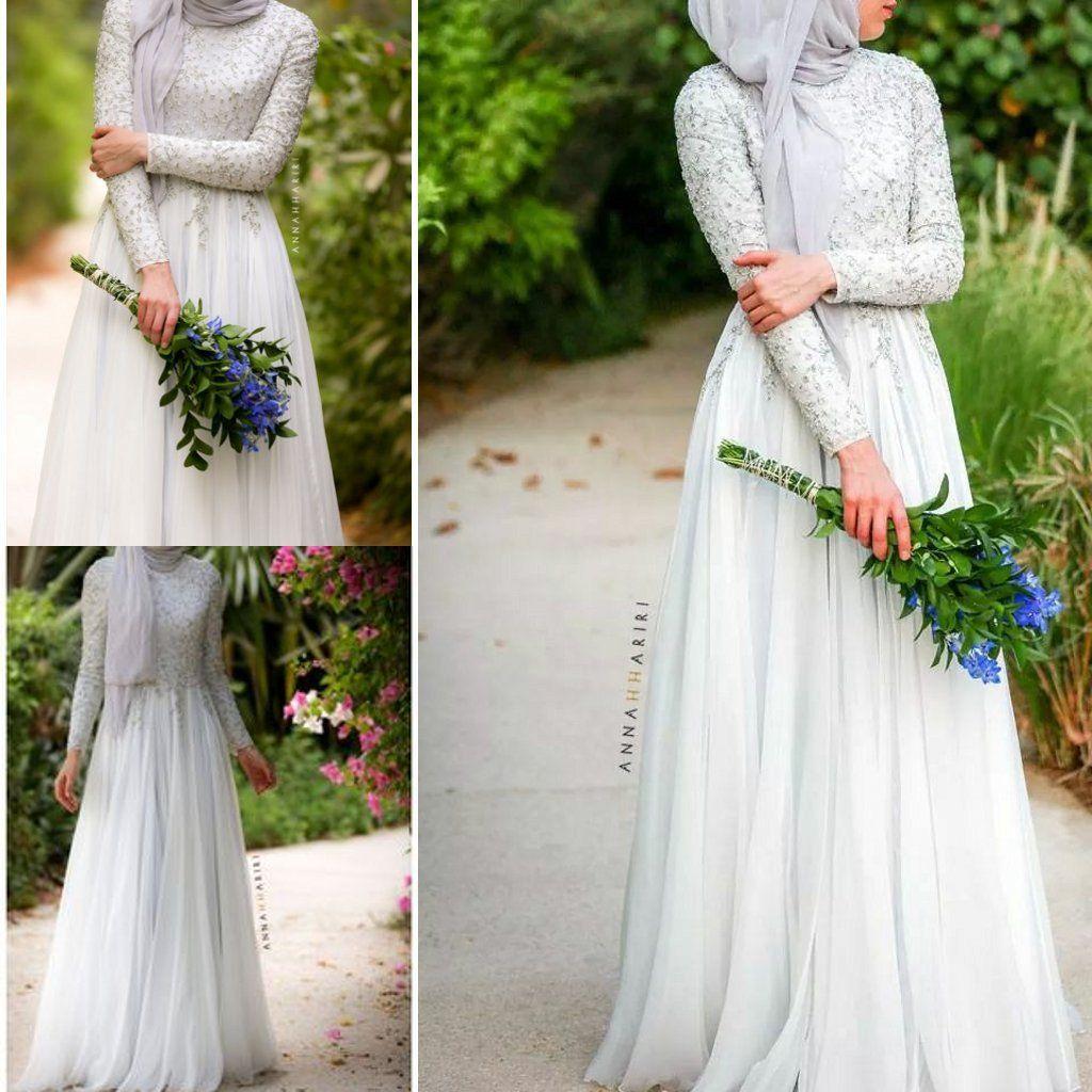 Dress code for wedding garden party - Cheap Hijab Wedding Dresses Discount Ivory Wedding Dresses For Beach