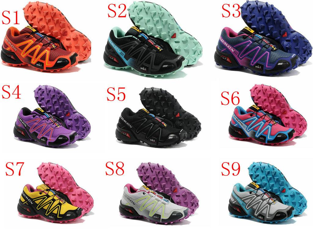 2015 Salomon Shoes Women Hiking Shoes Ladies Running Shoes And Women