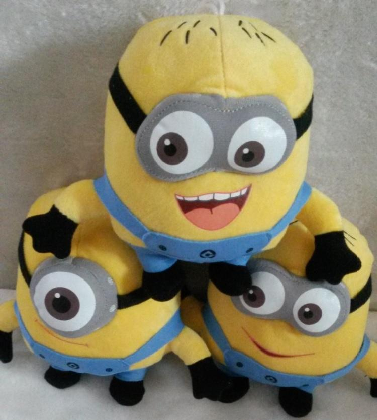 Minion Carl Stuart Toy Carl Stuart Dolls Hot