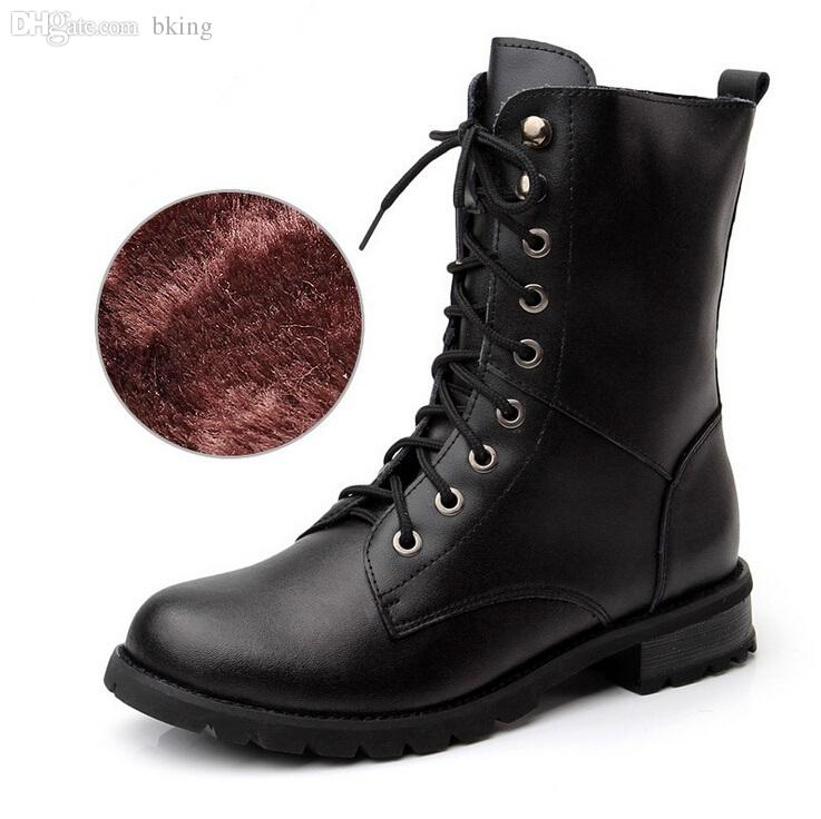 Womens Military Combat Boots UK | Free UK Delivery on Womens ...