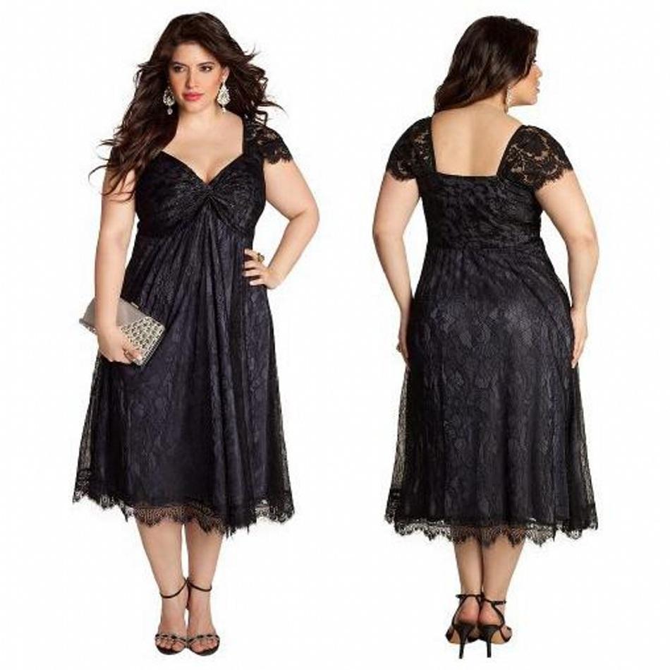 Plus size mother bride dresses lace