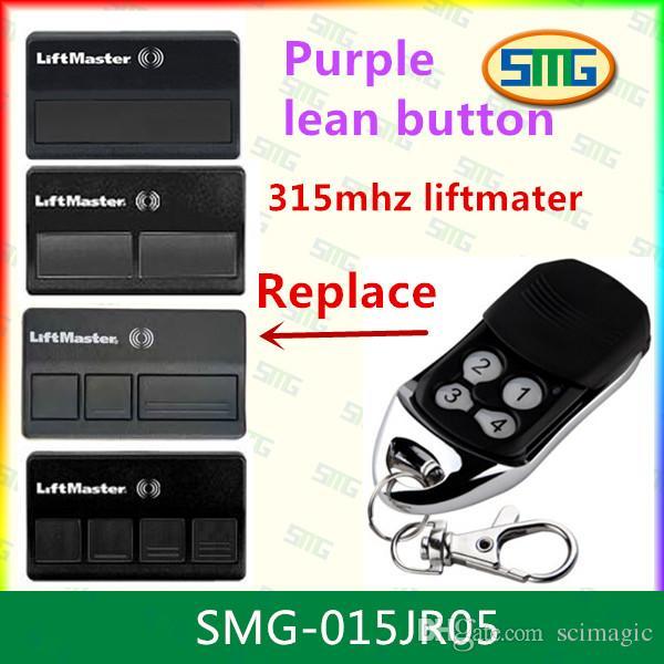 3 Button Garage Remote 315mhz 373lm Liftmaster 373lm