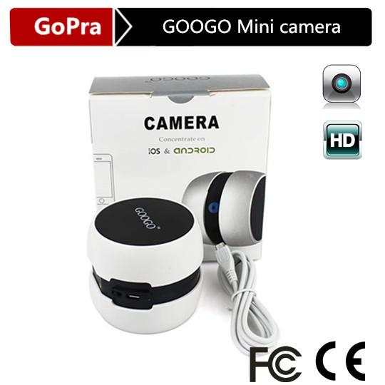 mini googo wireless wifi camera baby monitor for smartphone and tablet pc needn 39 t router. Black Bedroom Furniture Sets. Home Design Ideas