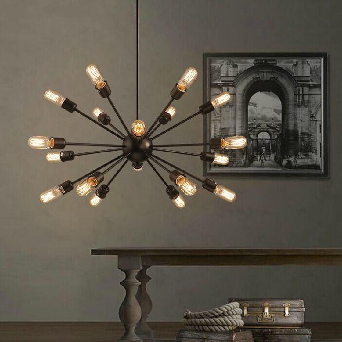 Discount Sputnik Atomic Starburst Light Lamp Chandelier