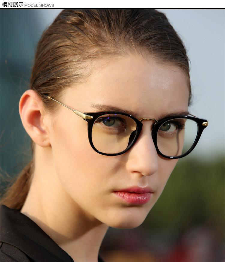 eyeglasses frame women 2015 eye glasses frames for women new retro glasses tide 9355 fan art metal glasses frame glasses manufacturers