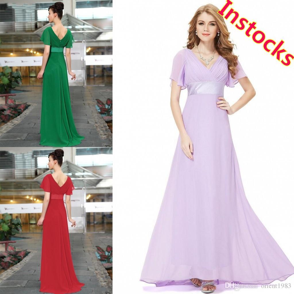 Fashionable Bridesmaid Dresses