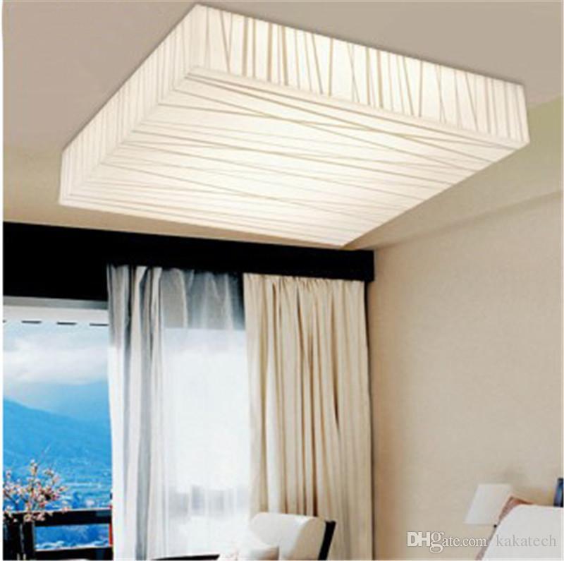 2017 hot sale square led ceiling light size 350mm ac85v