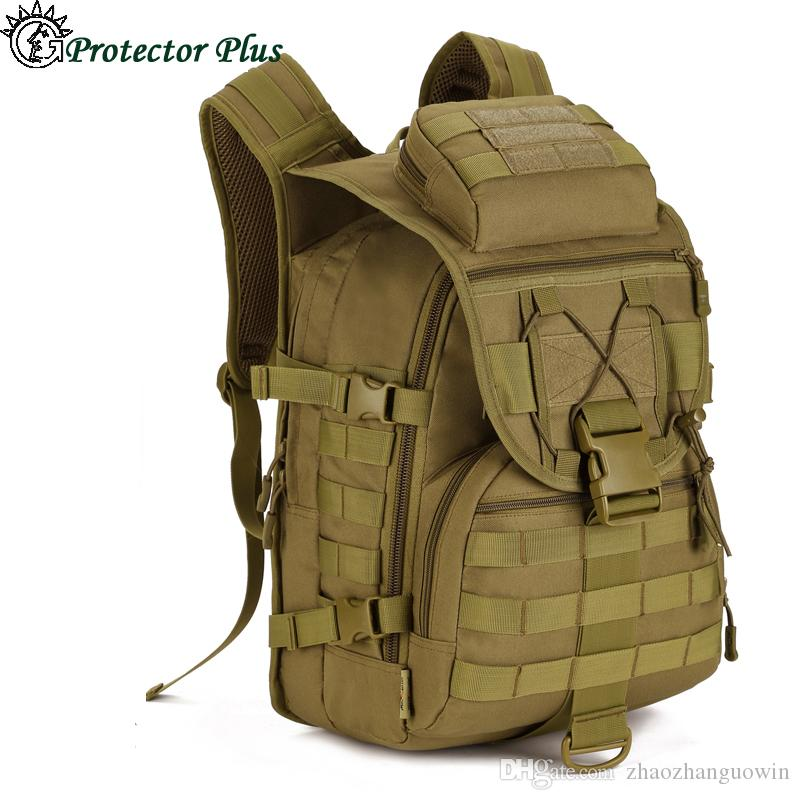 40l Camping Bags ,Waterproof Molle Backpack Military 3p Tad ...