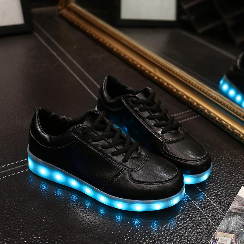 basket led shoes 2016 led shoes for adults light