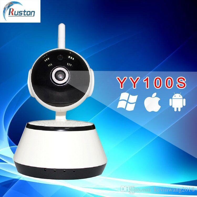 As wireless webcam