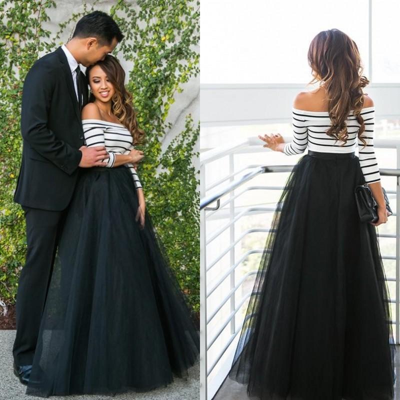 Best 2015 floor length long skirts custom made a line for Best custom made dress shirts online