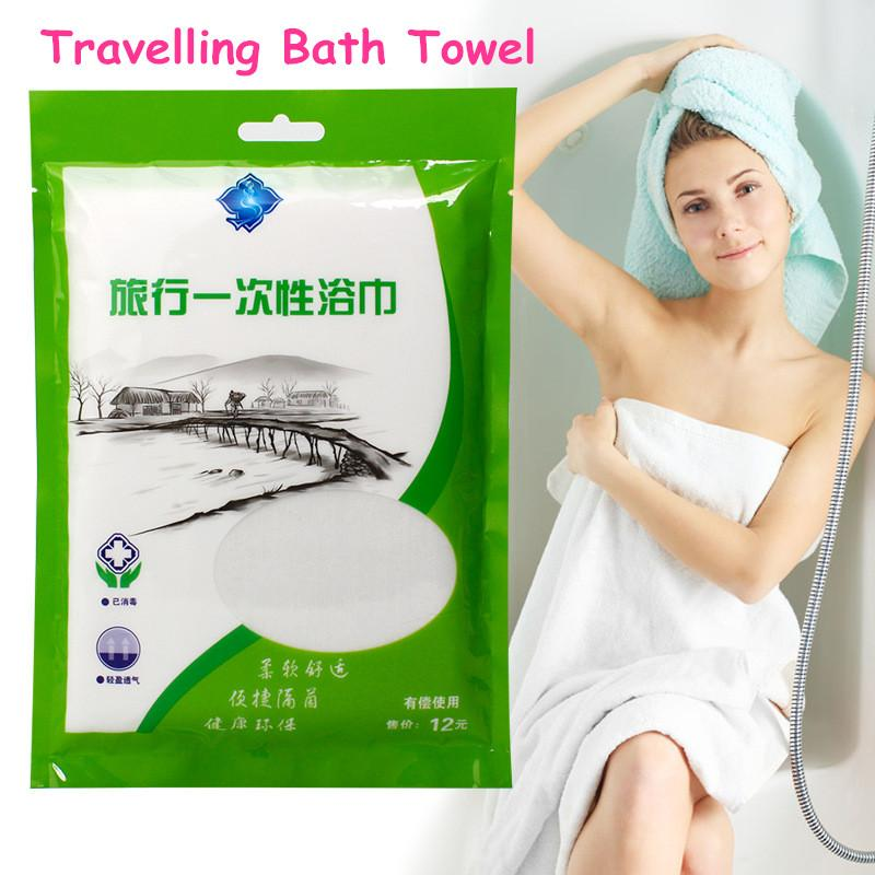 Travel Disposable Bath Towel Hotel Journey One Time