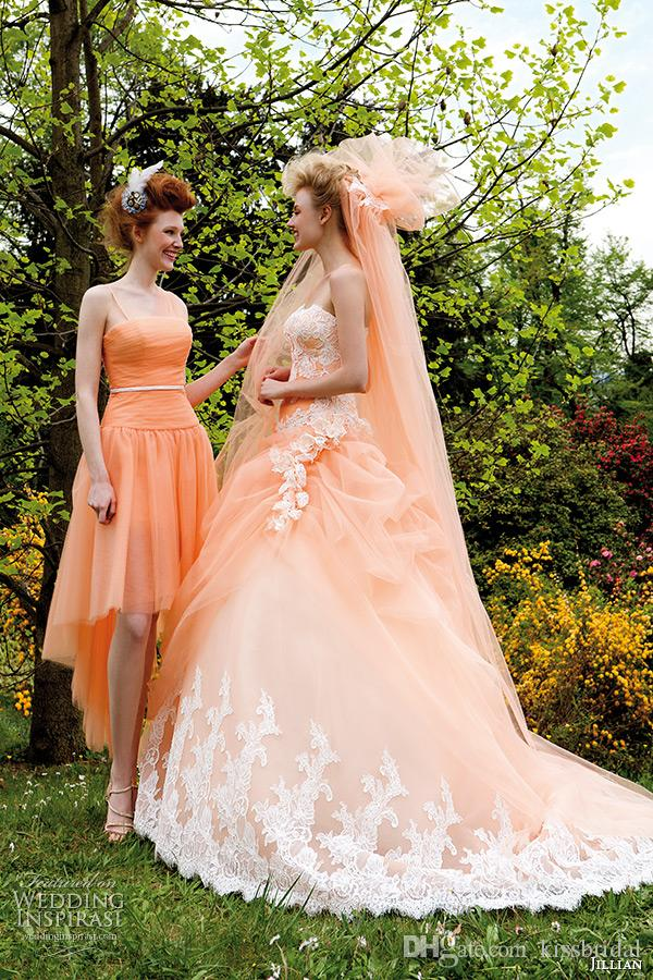 2015 Peach Ball Gown Wedding Dresses Sweetheart Corset Bodice White Lace  Appliques Trimed Court Train Pick ups Organza Bridal Gowns 2015 Wedding  Dresses  2015 Peach Ball Gown Wedding Dresses Sweetheart Corset Bodice  . Corset Bodice Wedding Dress. Home Design Ideas